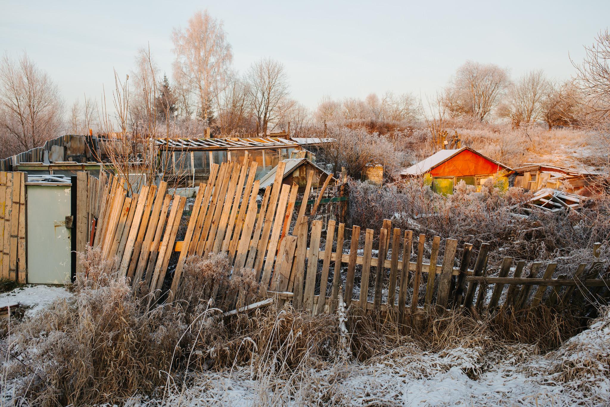Jaamamõisa, Tartu, Estonia. December 2014.
