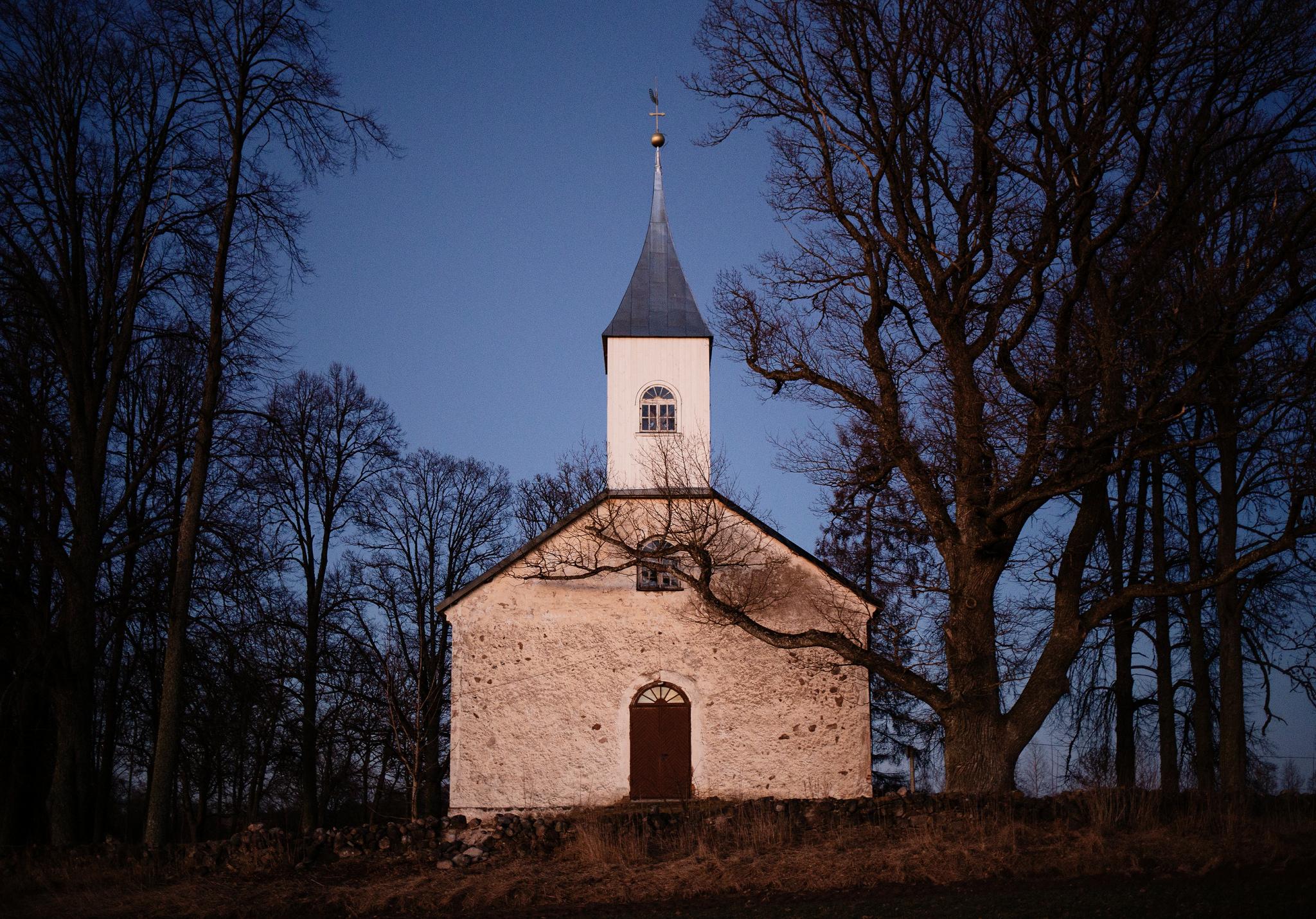Vara, Tartumaa, Estonia. March 2015.