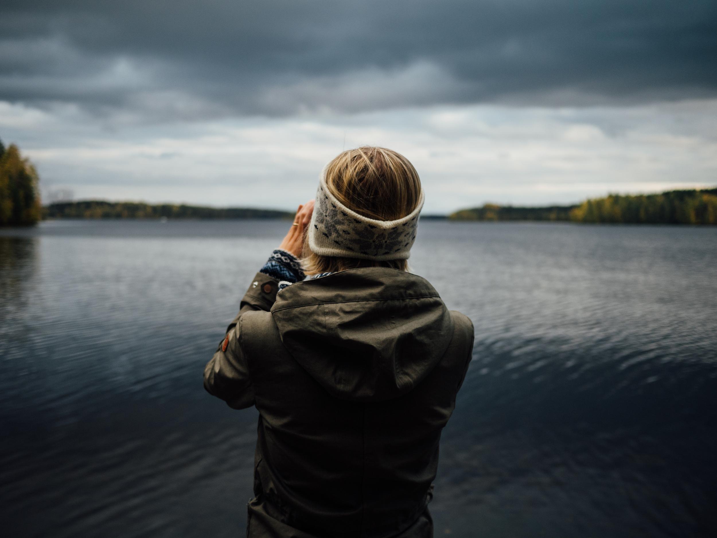 Heinola, Finland, October 2015