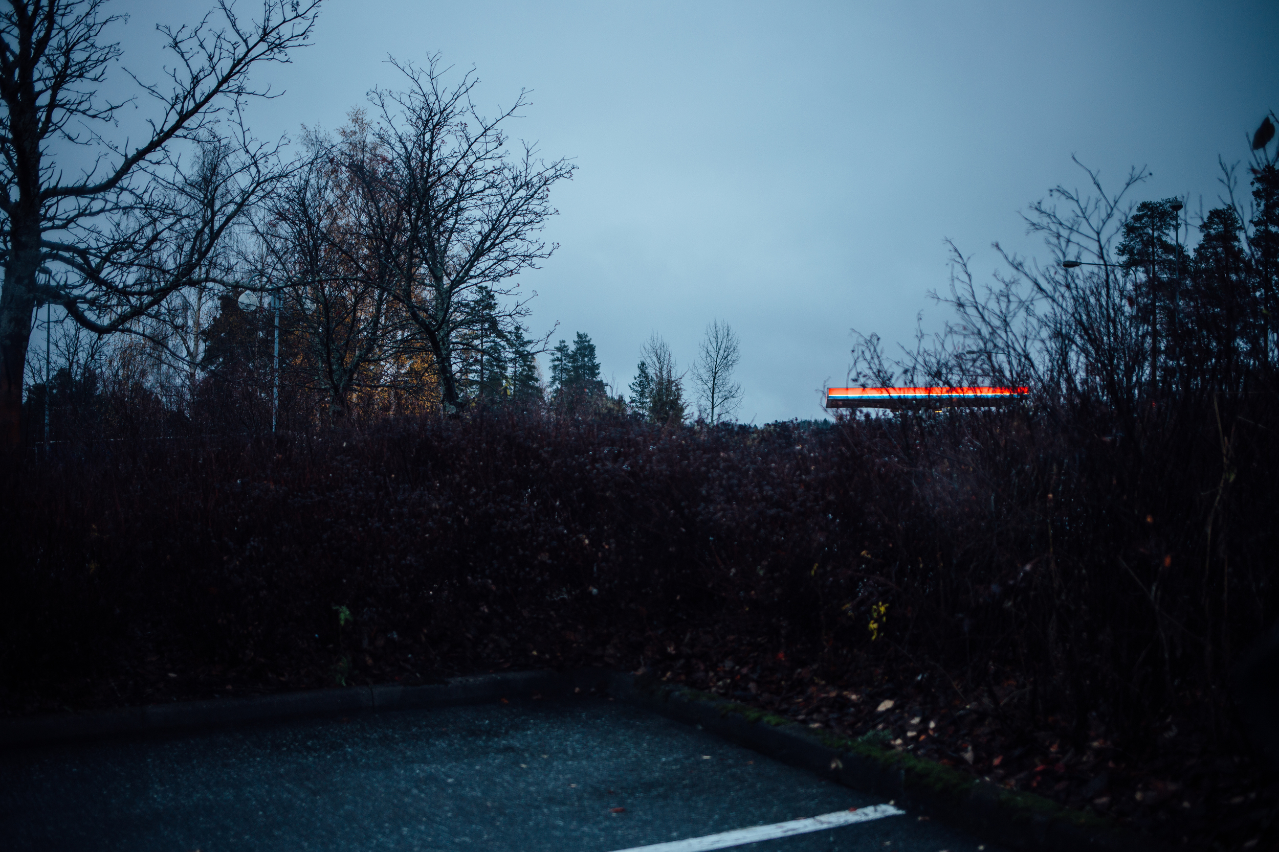 Heinola, Finland, November 2015