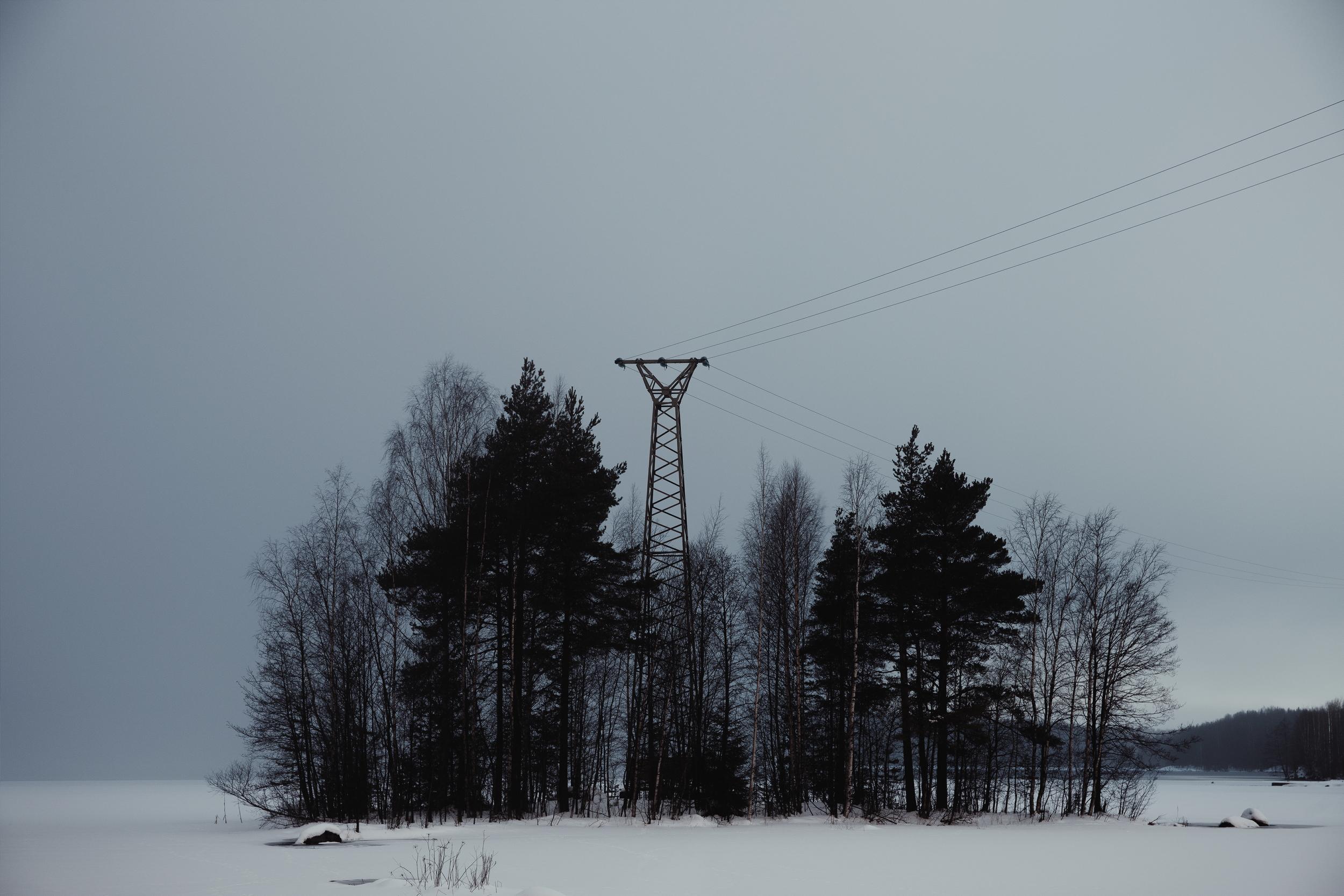 Heinola, Finland, March 2016