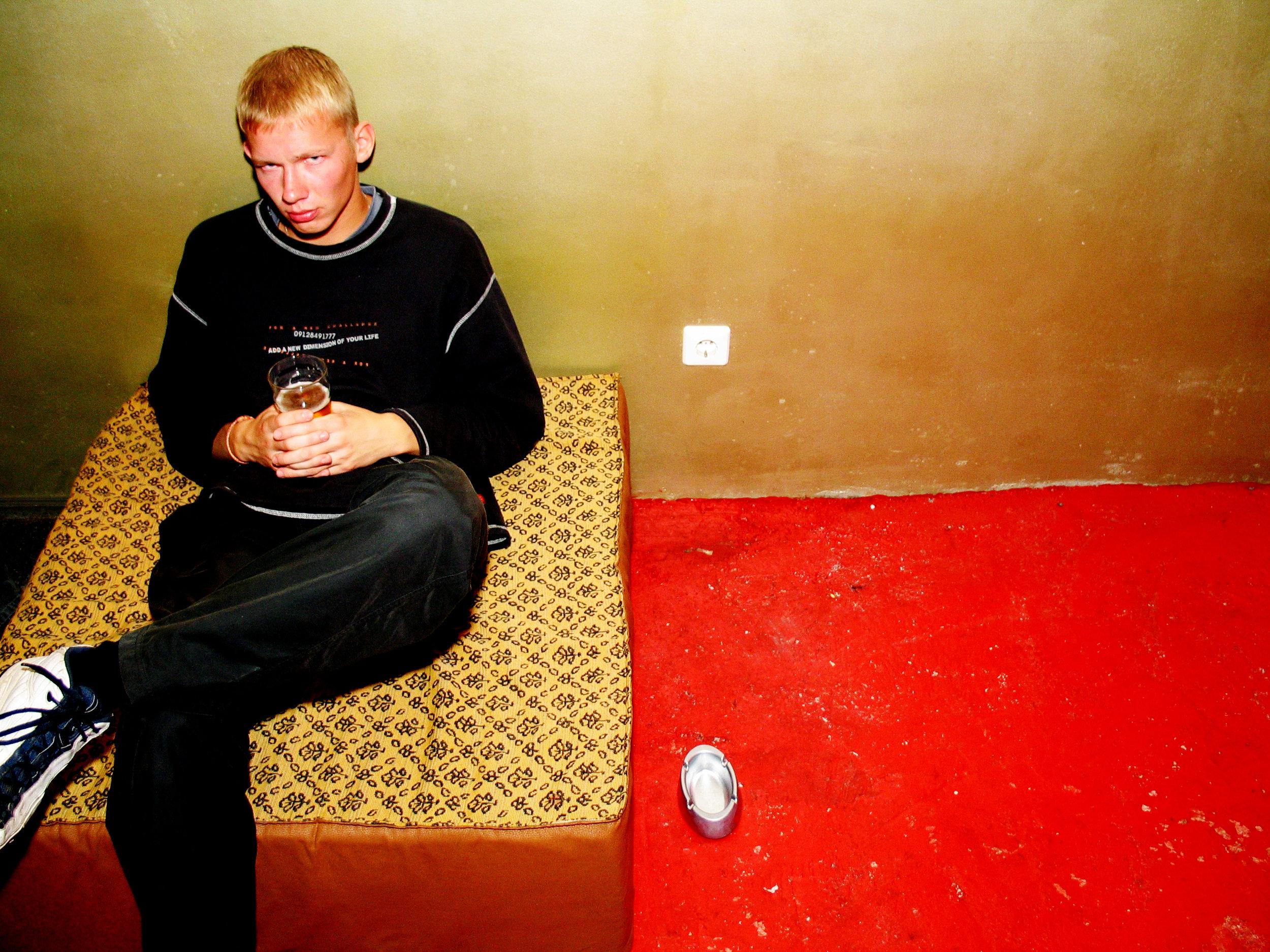 Club Tallinn, Tartu, Estonia, September 2003