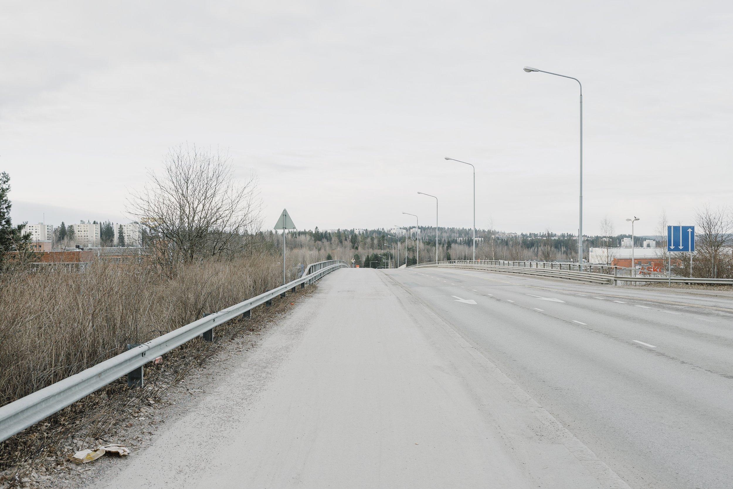 Lahti, Finland, April 2017