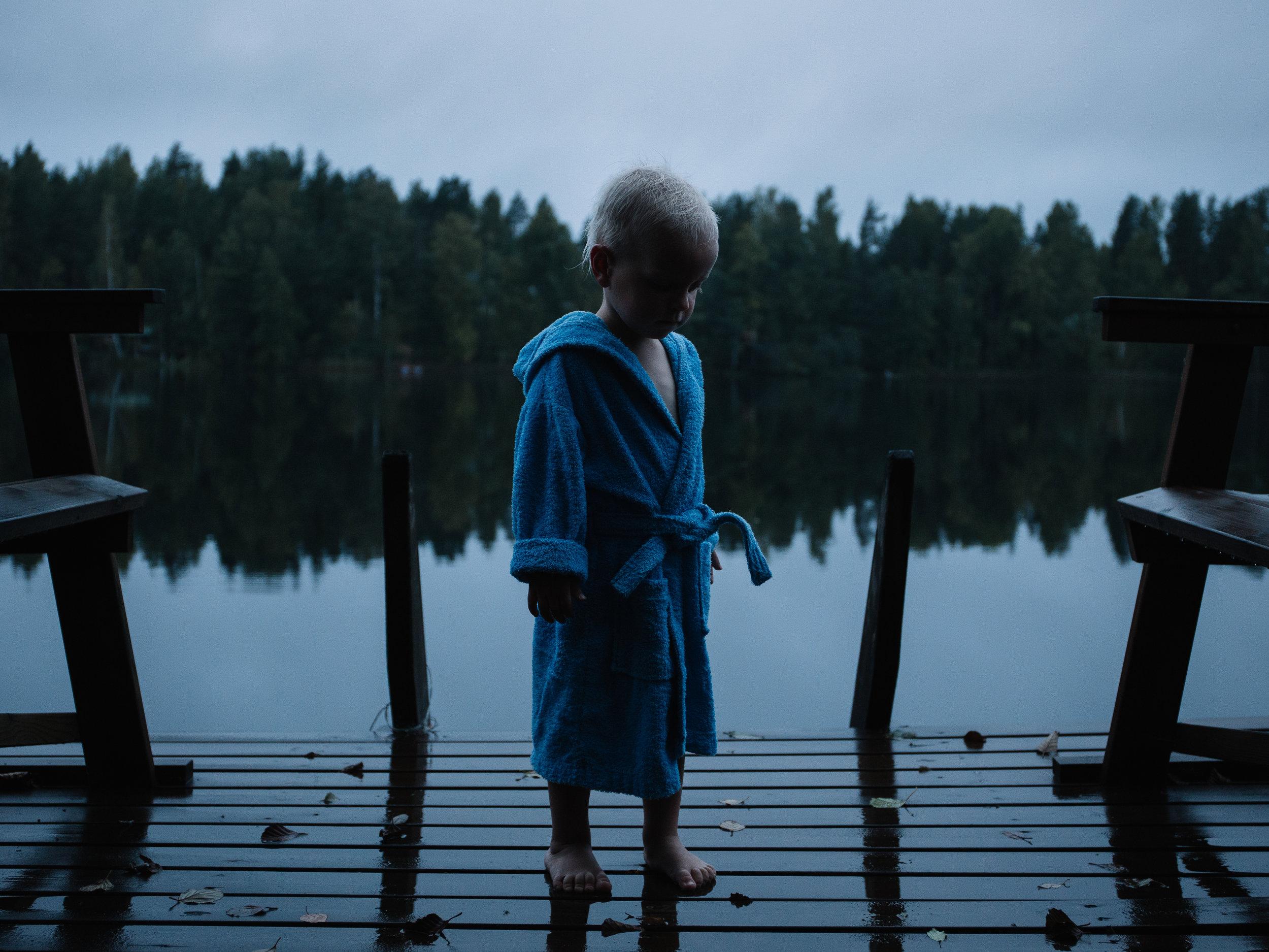 Päijänne Tavastia, Finland, September 2017