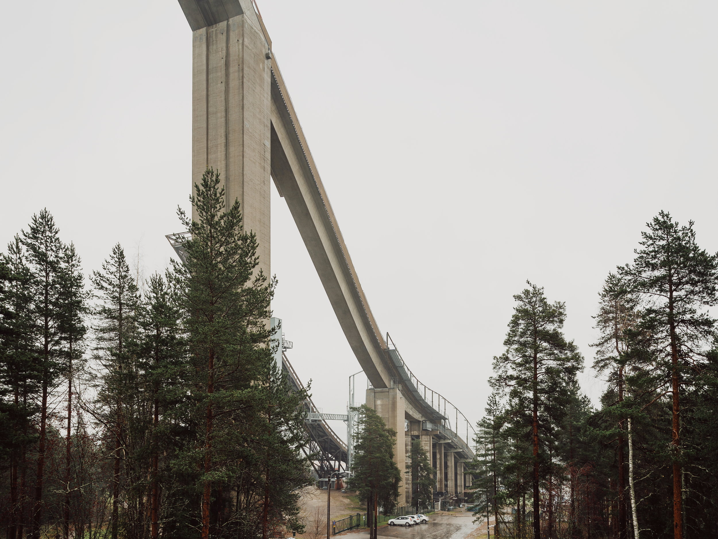 Lahti, Finland, November 2017