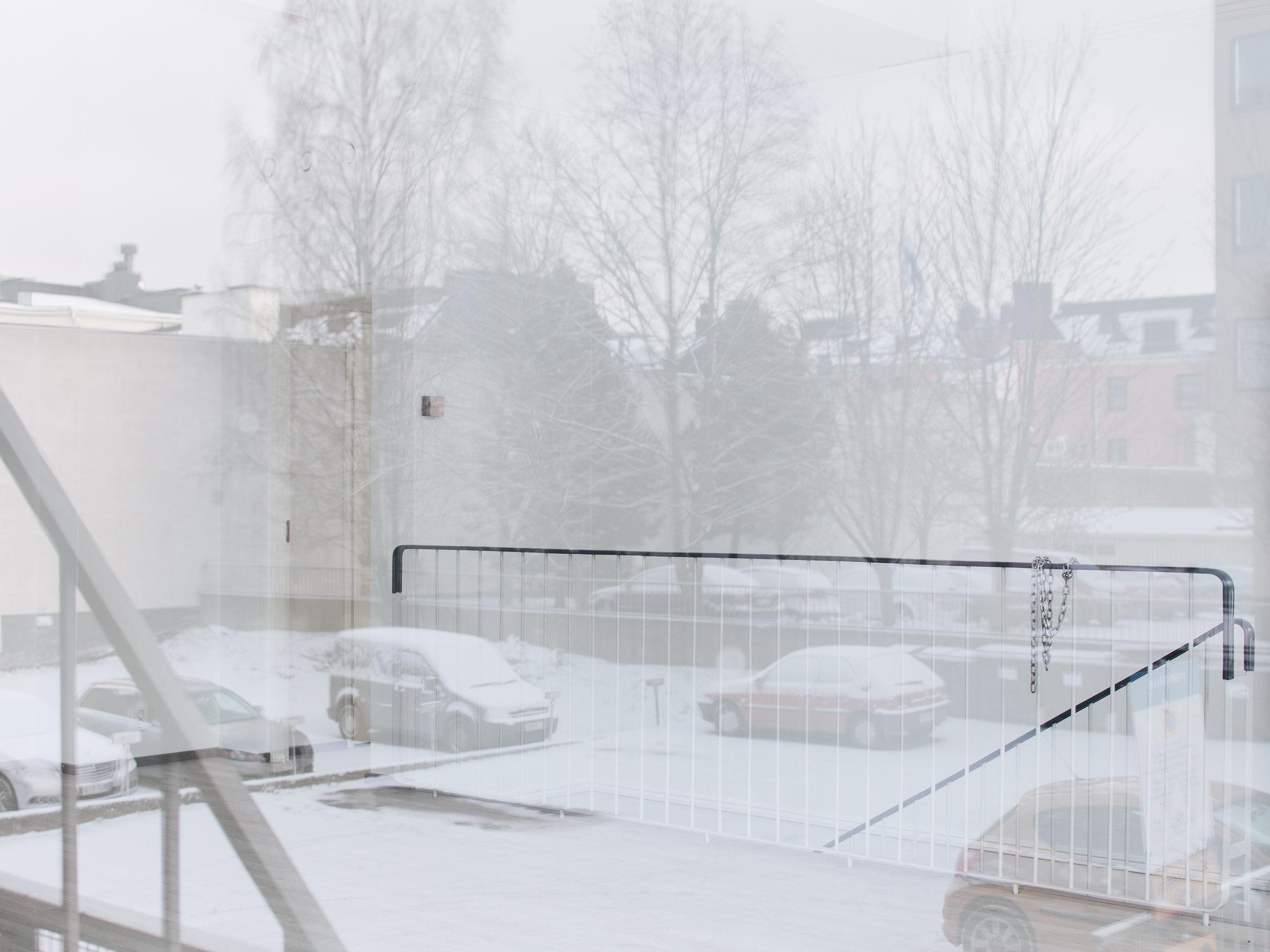 Lahti, Finland, December 2017