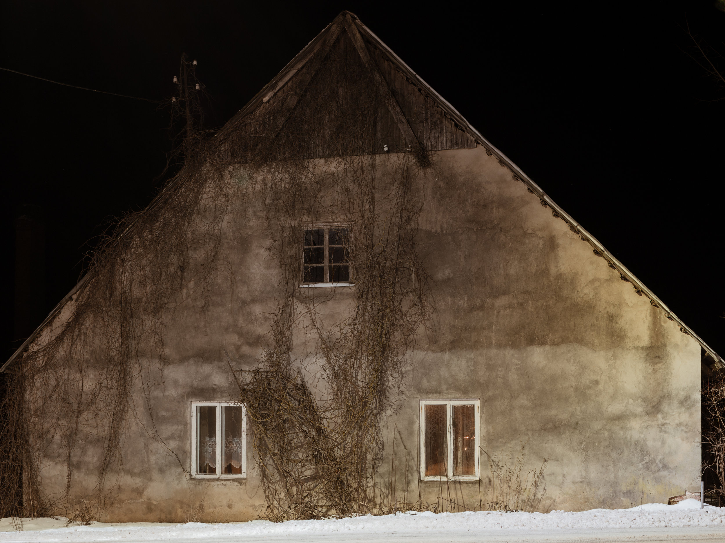 Viitina, Estonia, December 2017