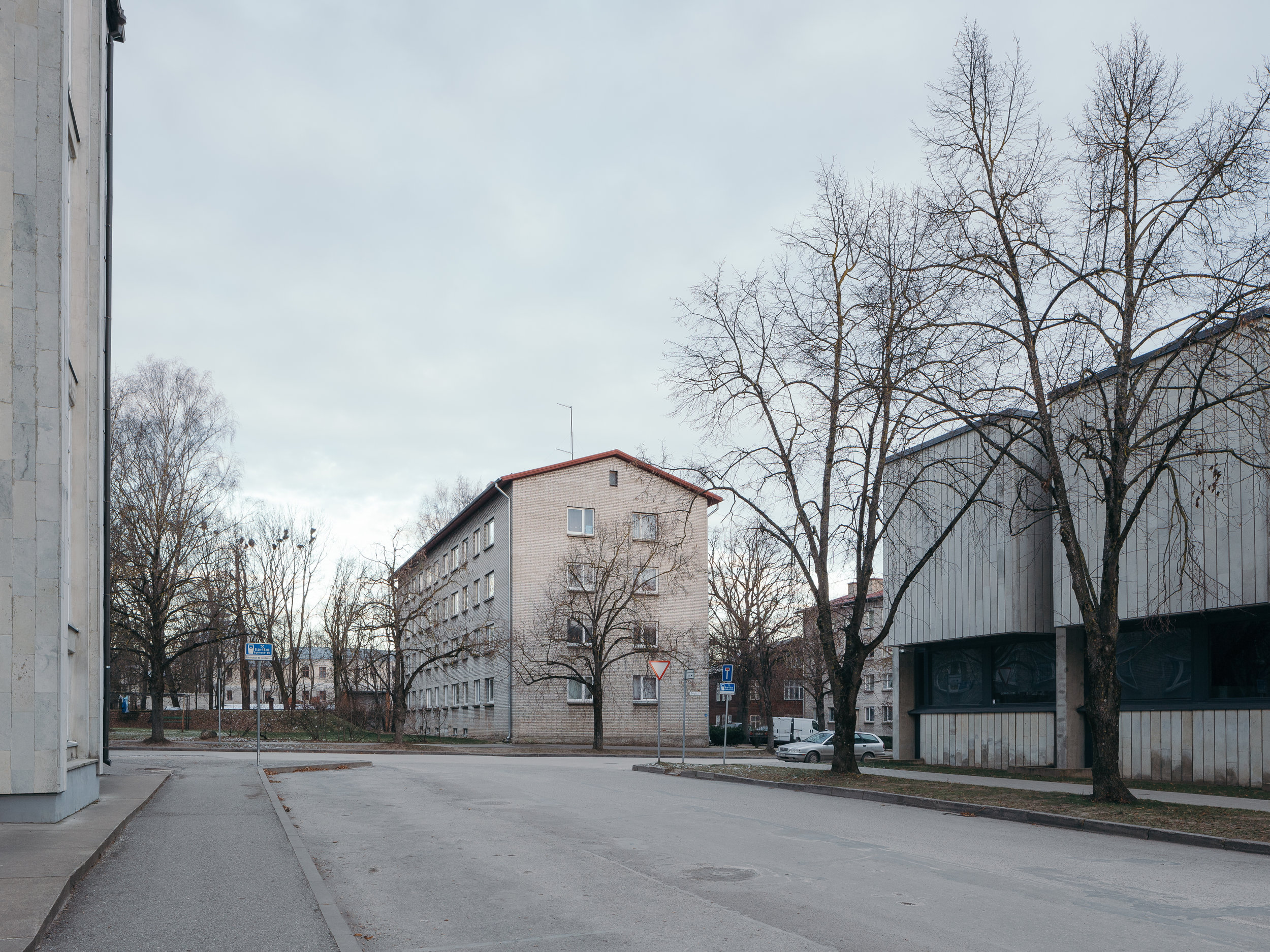 Tartu, Estonia, December 2018