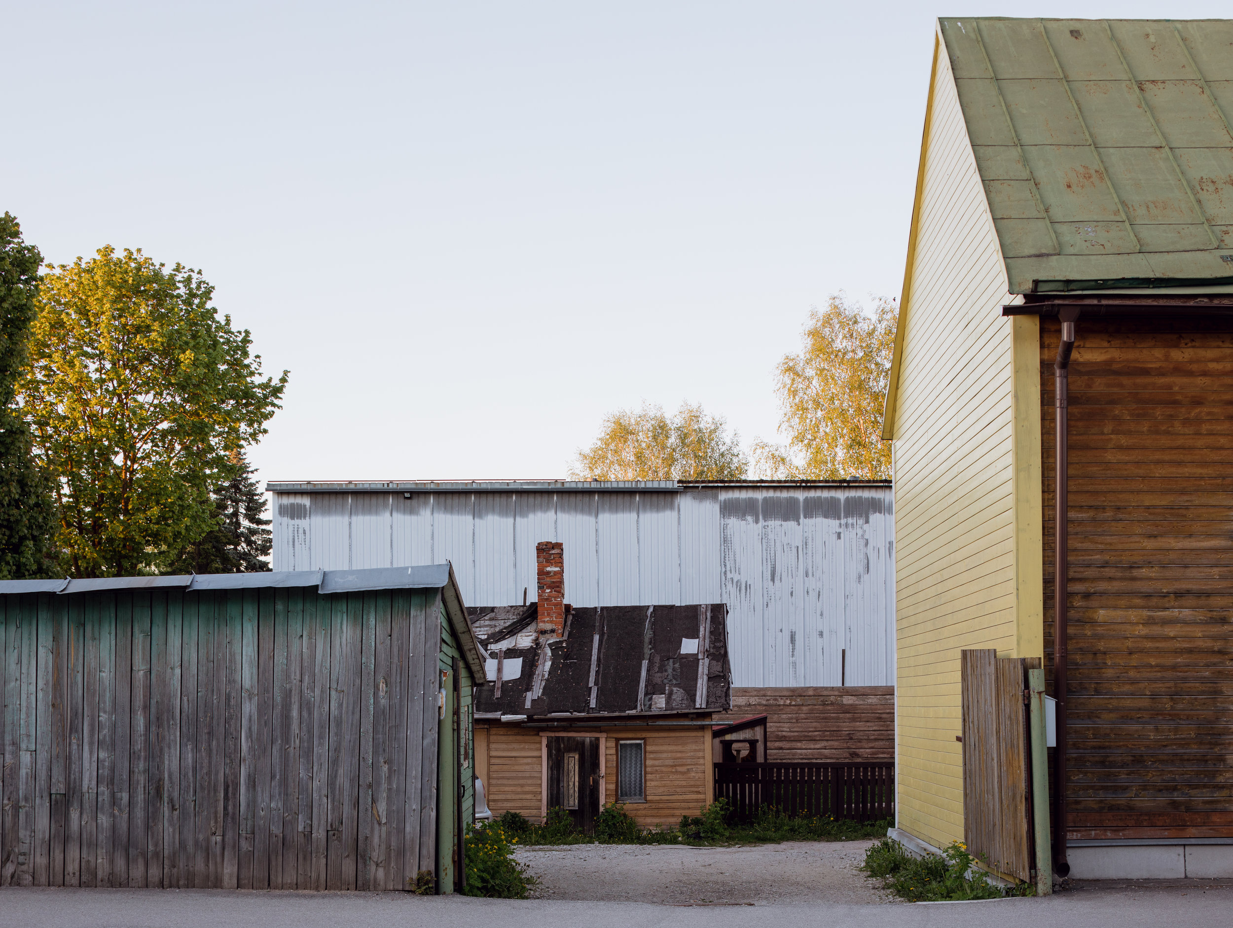 Karlova, Tartu, Estonia, May 2019