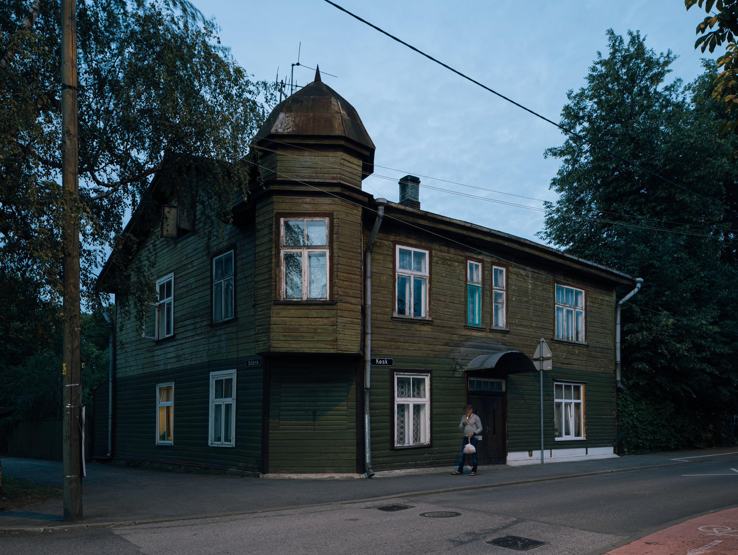 Karlova, Tartu, Estonia, June 2019