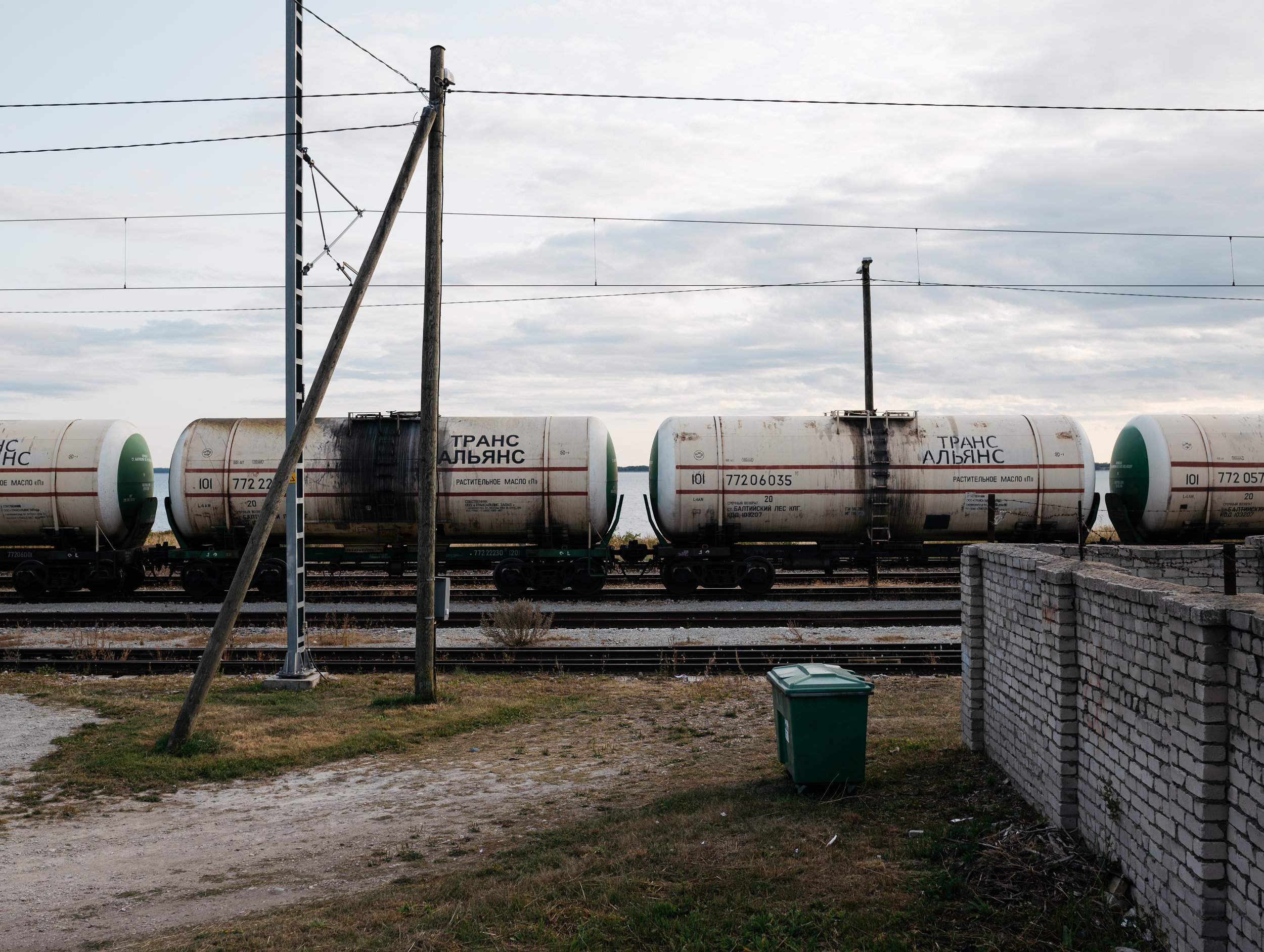 Paldiski, Estonia, August 2019