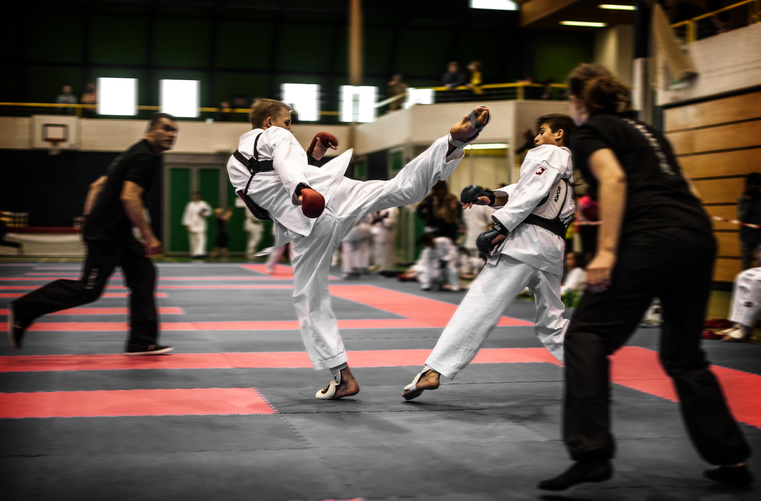 Die Teilnahme an Turnieren gehört zu den prägendsten Lebenserfahrungen für Jugendliche