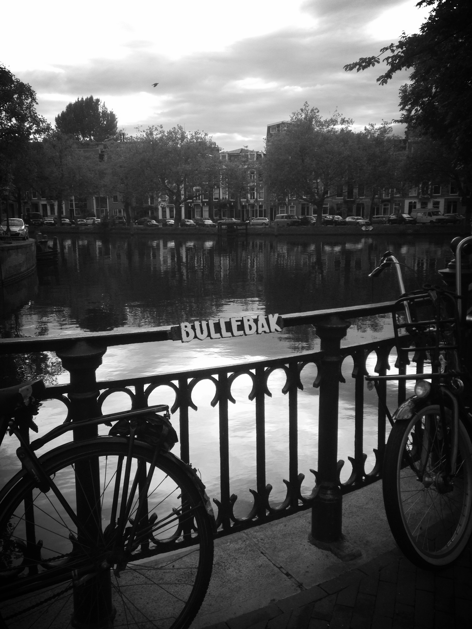 Bullebak brug, Amsterdam
