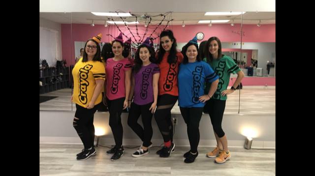 We are Alba Fitness!