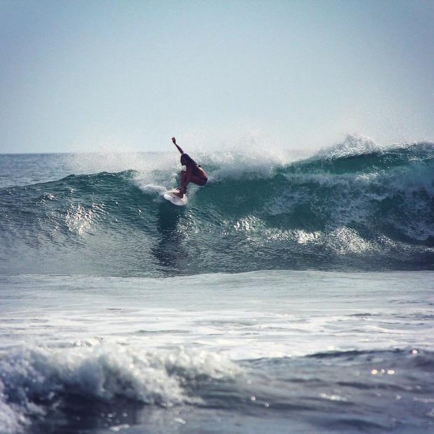 Rebel surf school -