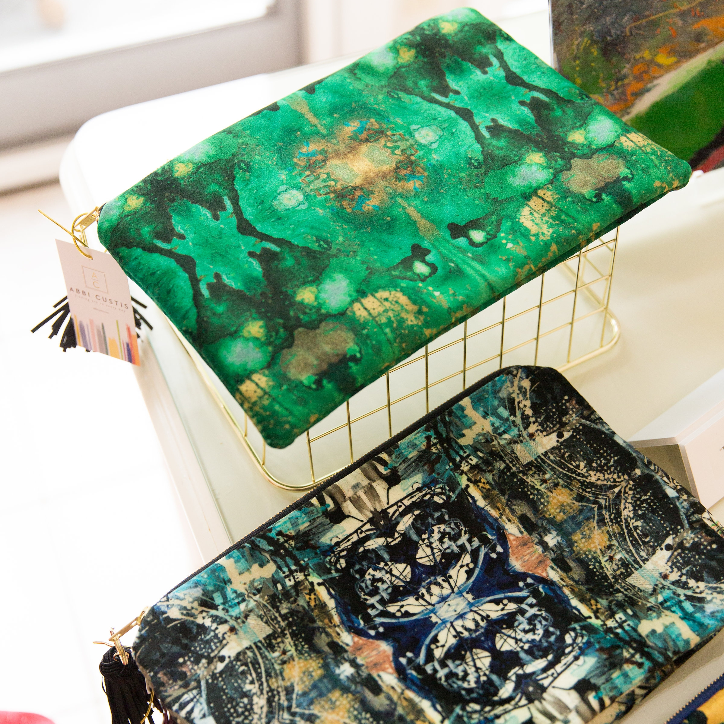 Staged Top Emerald Road Bottom Butterfly Waltz Clutches.jpg