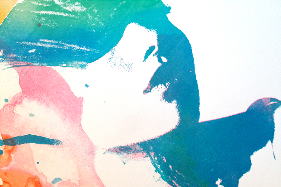 "Detail from ""Glitter"""