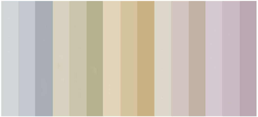 Neutral Colors - Don't panic if you don't have these EXACT colors in your wardrobe - just find something else that coordinates well. If you browse my blog you will see many families that still make other options WORK well! Also, try Google! Type