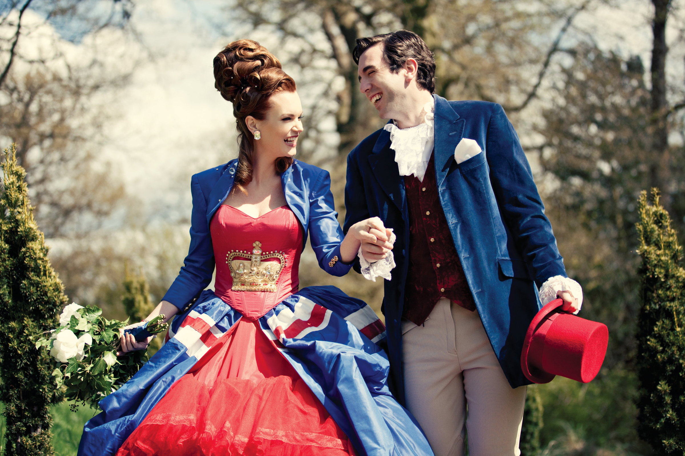A Jubilee Inspired Shoot