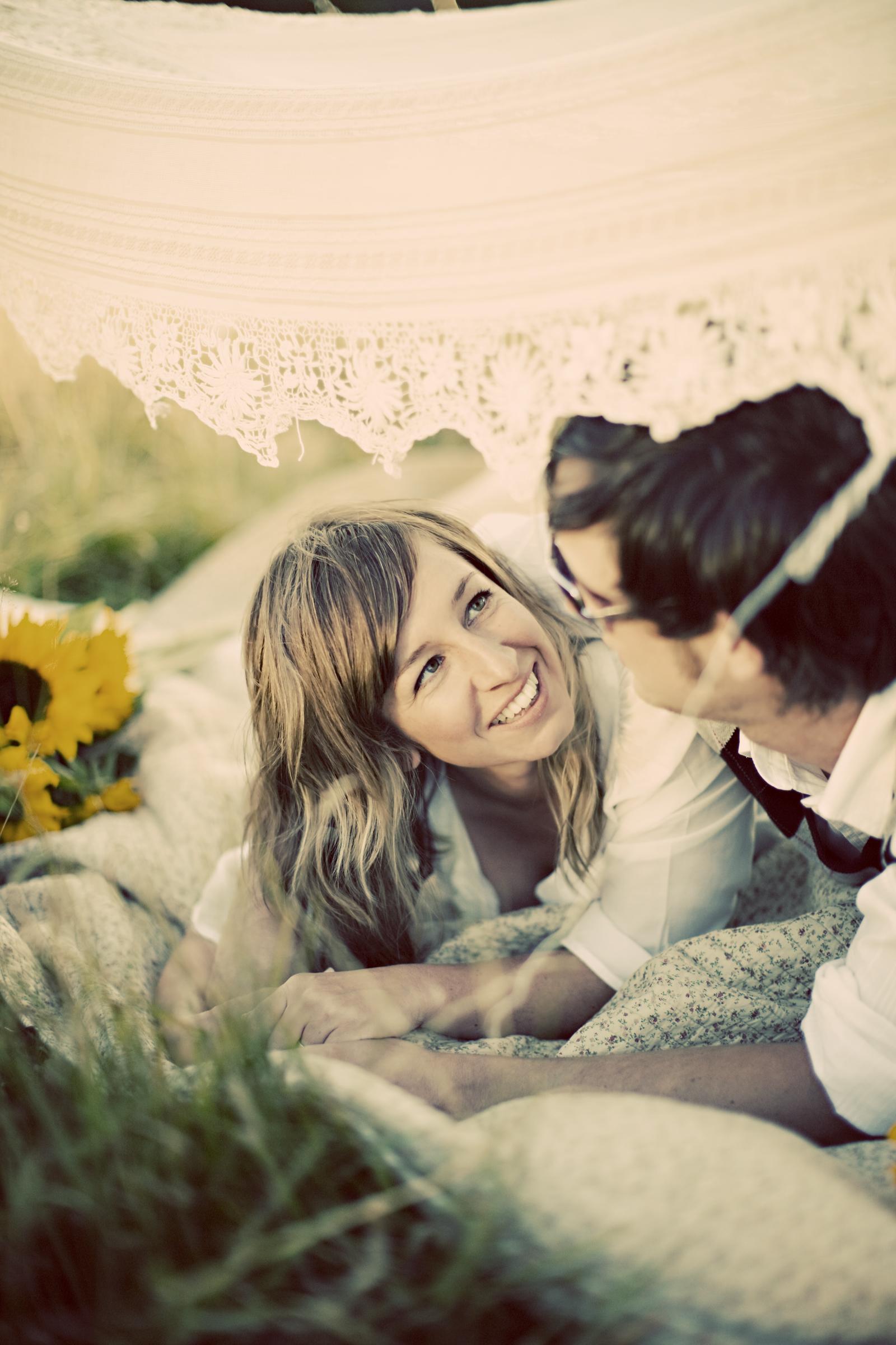 Sharon & Eric - An Engagement Shoot