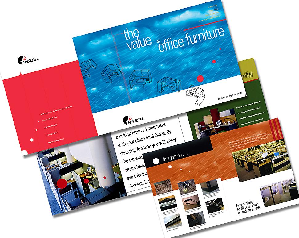 Product Brochures - 2002