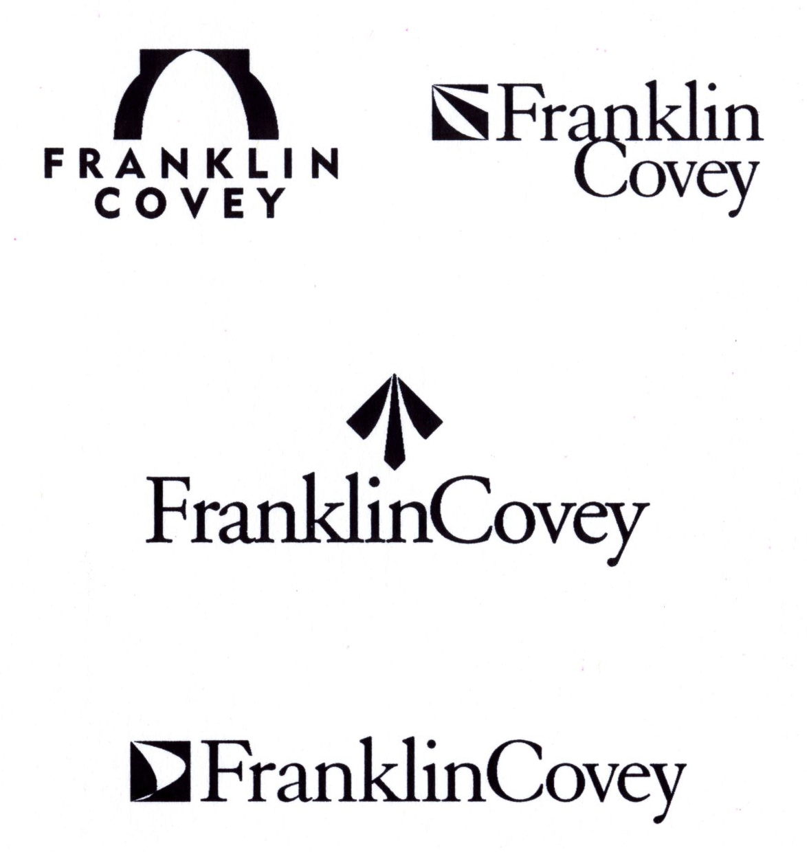 Logo Explorations - 1997