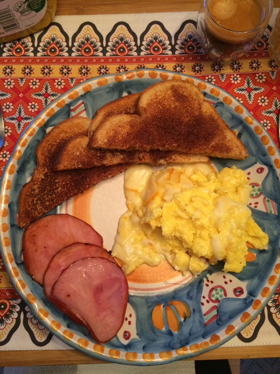 Hardy Breakfast to Energize the Day