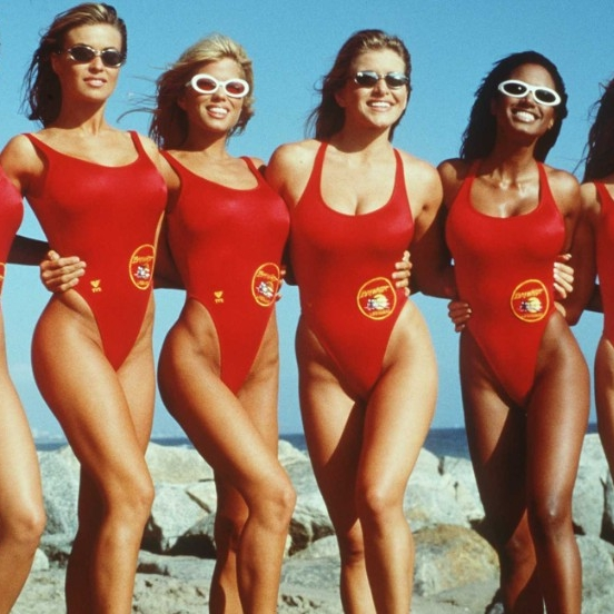 A QUICK AND BRIEF HISTORY OF SWIMWEAR: 80'S AND 90'S