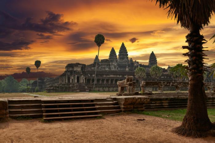 Angkow Wat, Cambodia