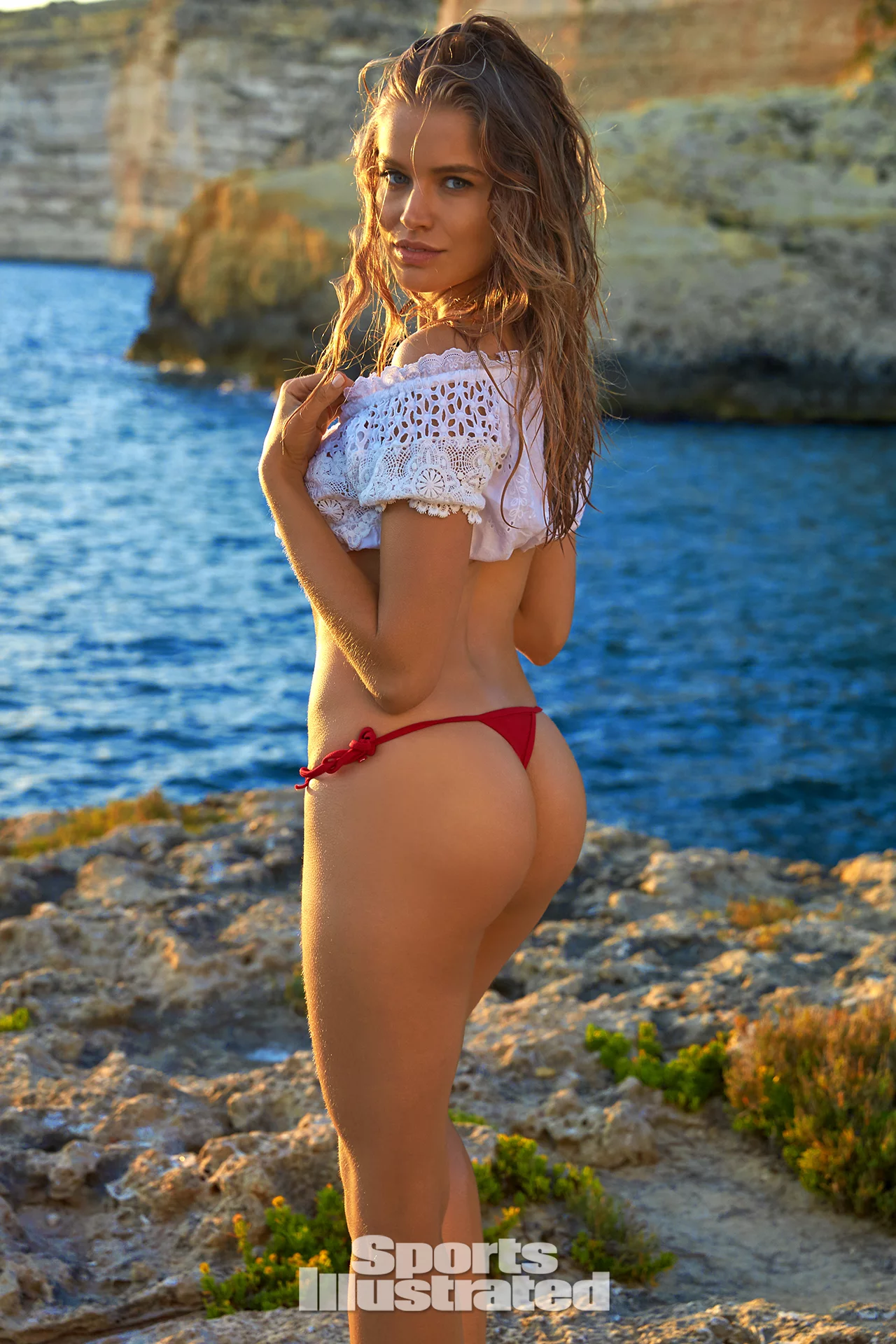 Tanya Mityushina for Sports Illustrated Swimsuit Issue 2018