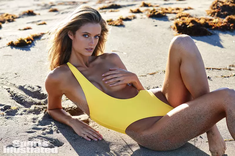 Kate Bock in The On Duty in Yellow