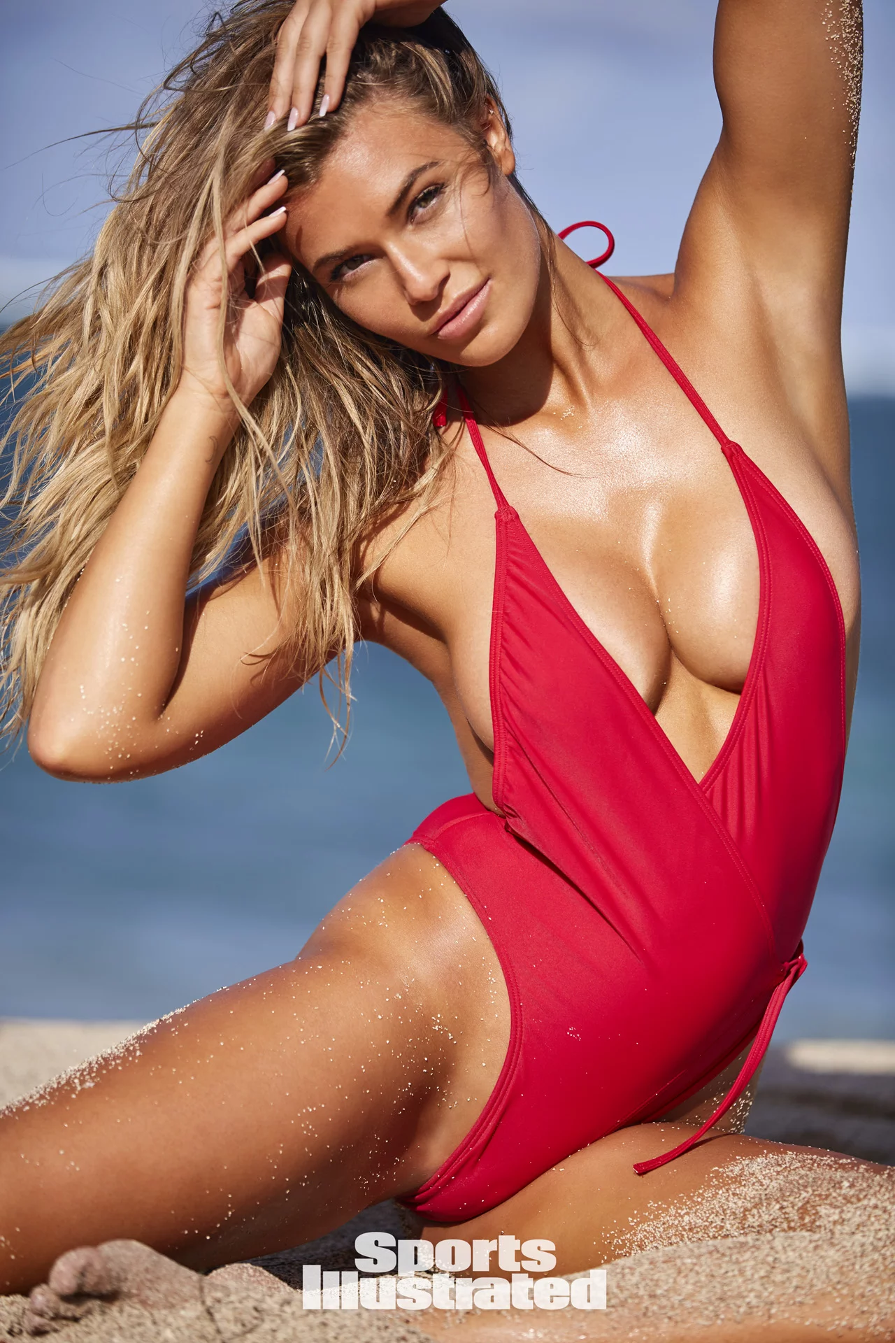 Samantha Hoopes for Sports Illustrated Swimsuit Issue 2018