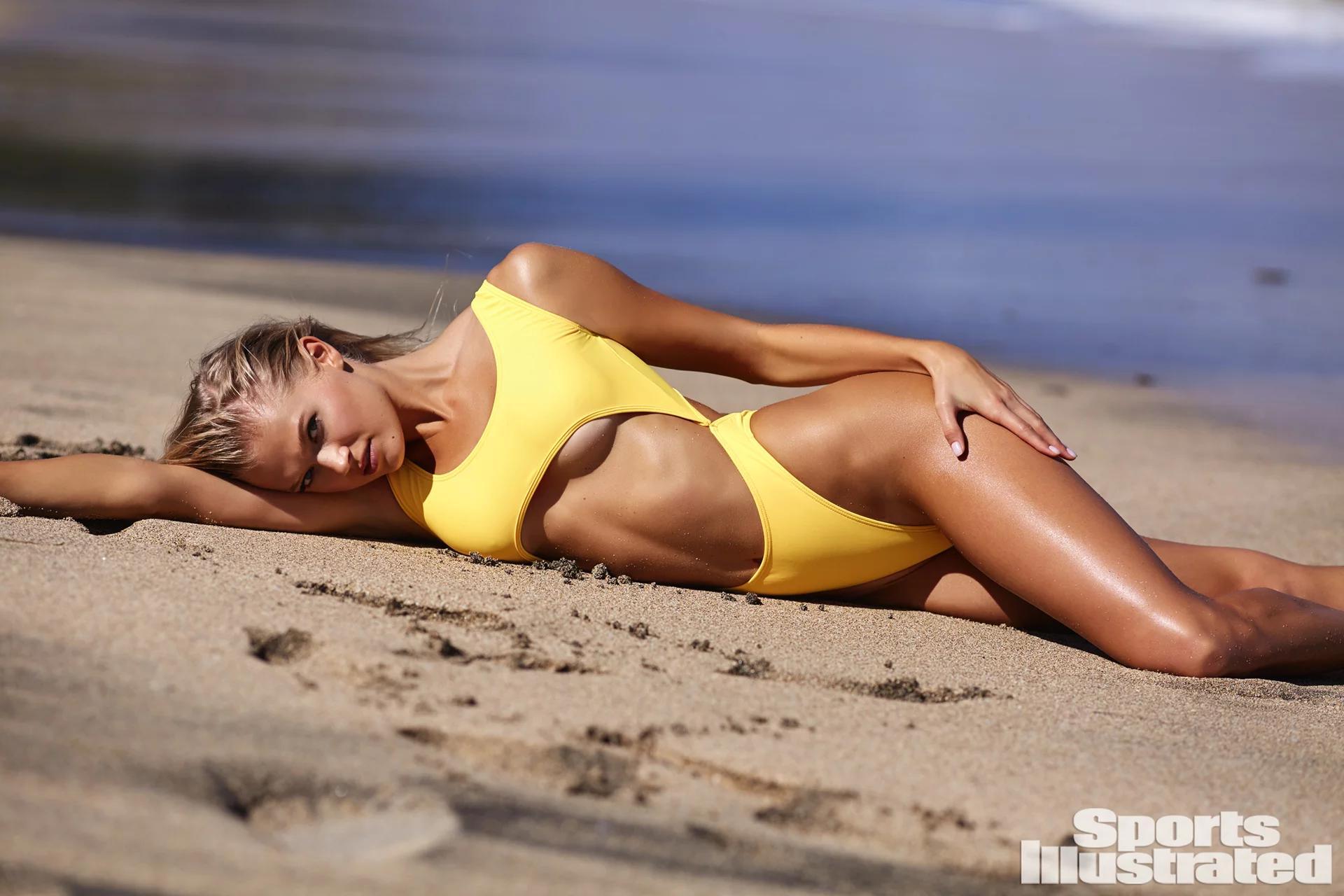 Vita Sidorkina for Sports Illustrated Swimsuit Issue 2018