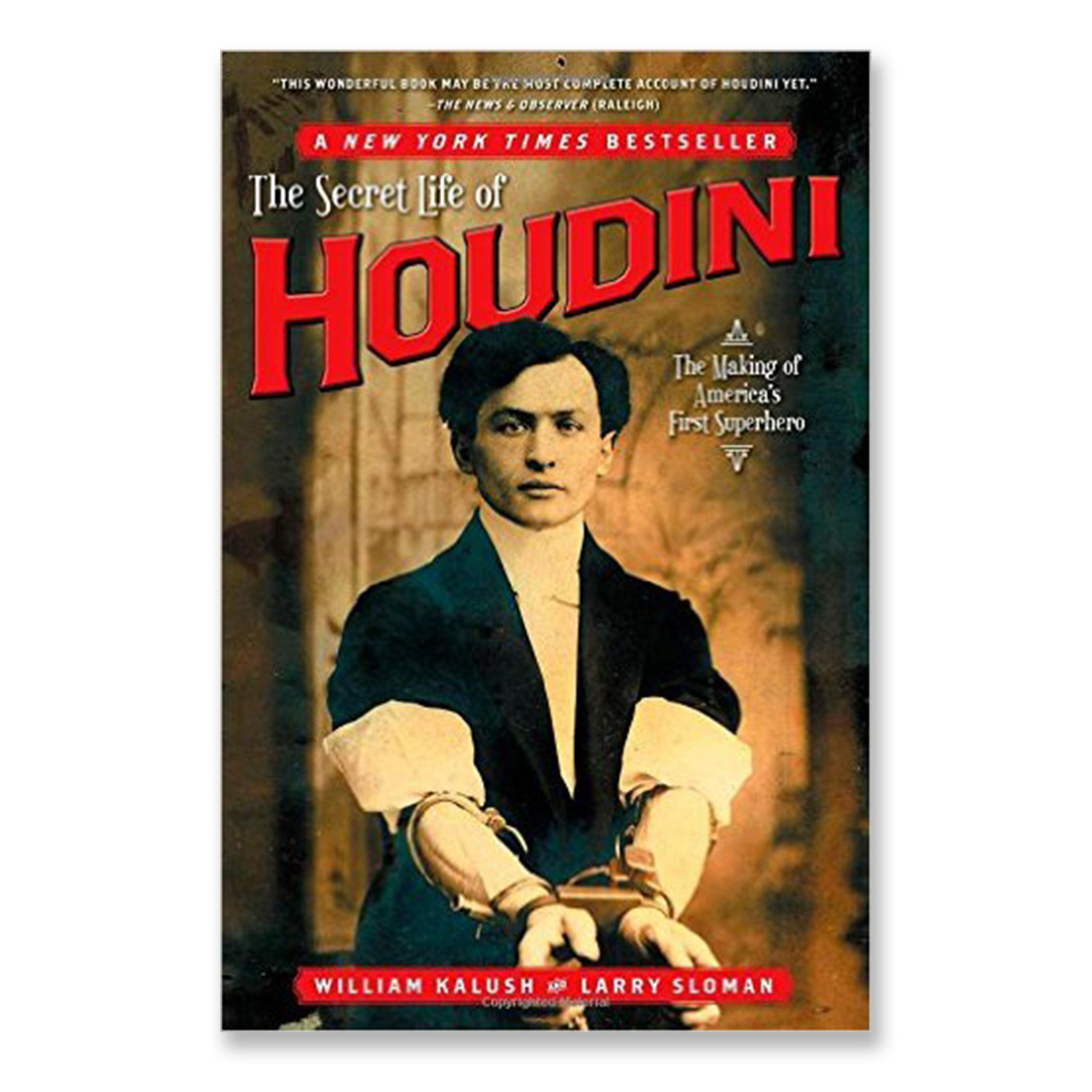 How Houdini DIED (in SLOW MOTION) |  SED #108