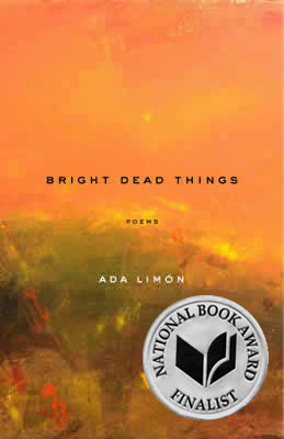 From the cover of  Bright, Dead Things