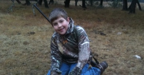 My little huntin' buddy.