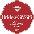 We were recently added to a list of preferred products of    Salt Lake/Park City Bride & Groom    magazine
