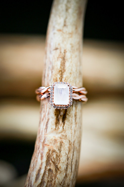 650d570c2fa WOMEN'S ENGAGEMENT RINGS & WEDDING RINGS — Staghead Designs   Design ...