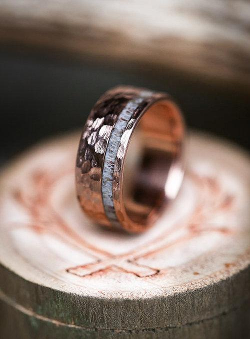 9ca9c1d986785 WOOD & ANTLER RINGS — Staghead Designs | Design Custom Wedding Bands ...
