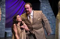Pereyra(Juliet) and Novak(Capulet)