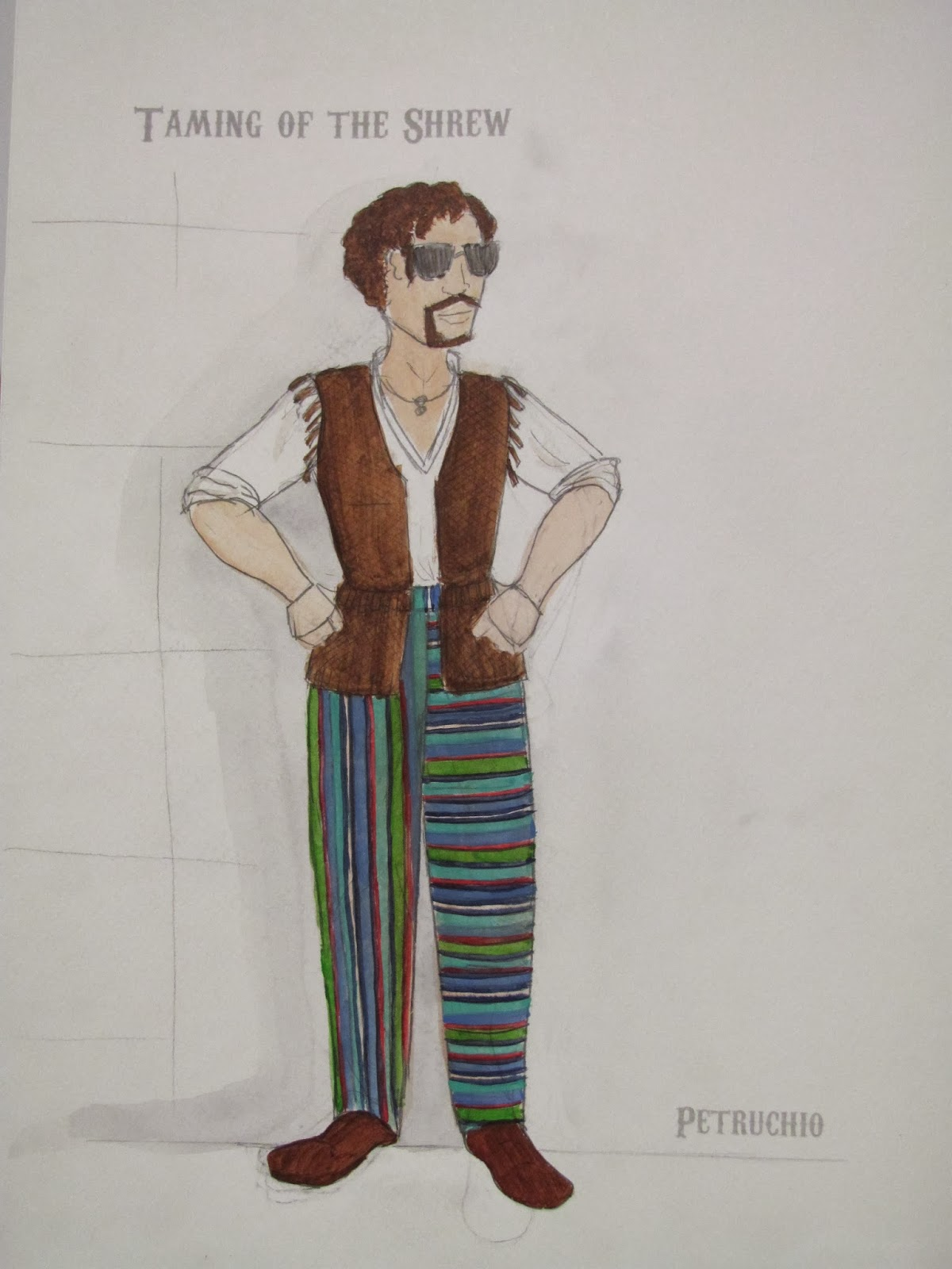 Costume design Leinicke
