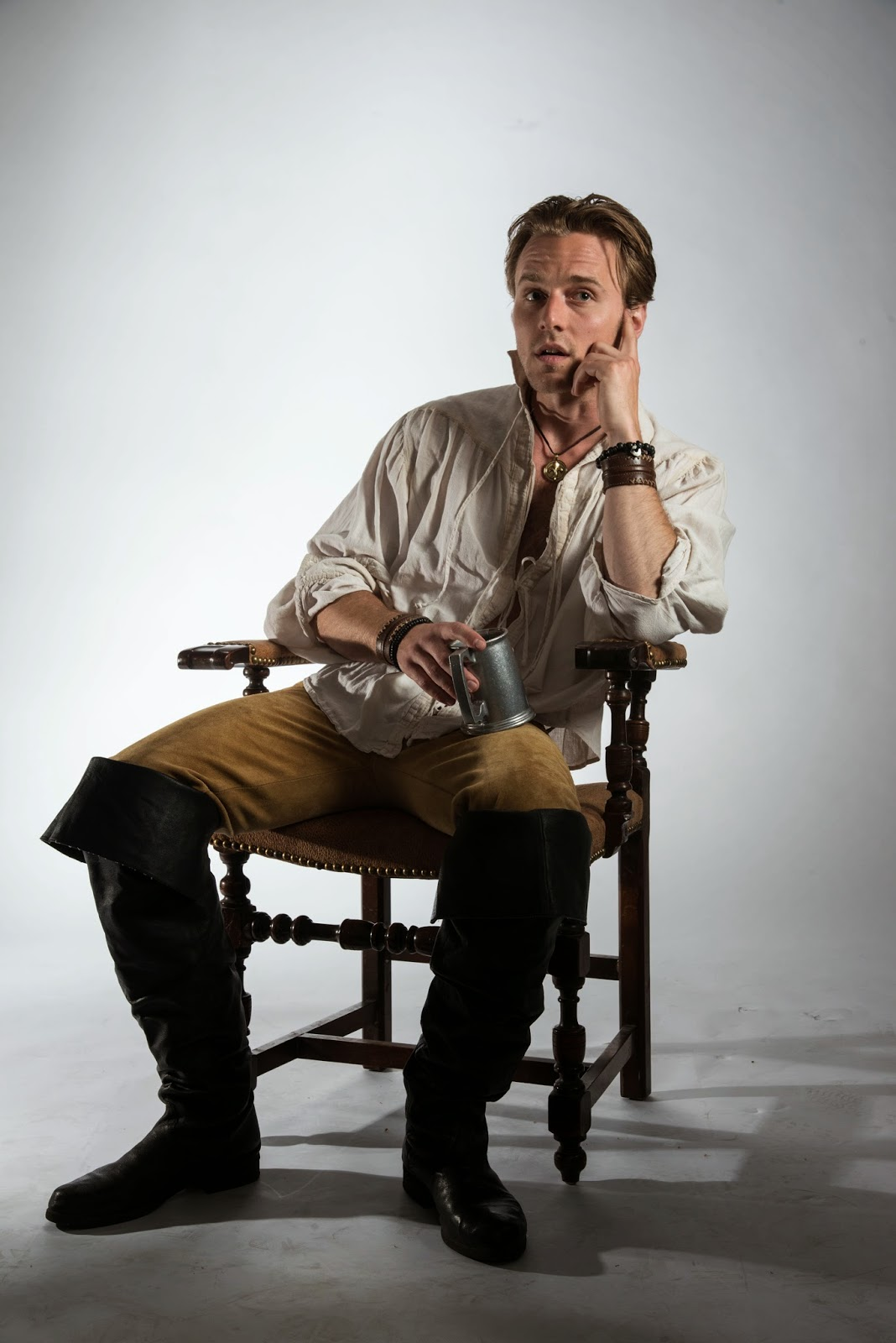 Ashdown as Prince Hal