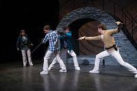 Fight Scene - Romeo & Juliet