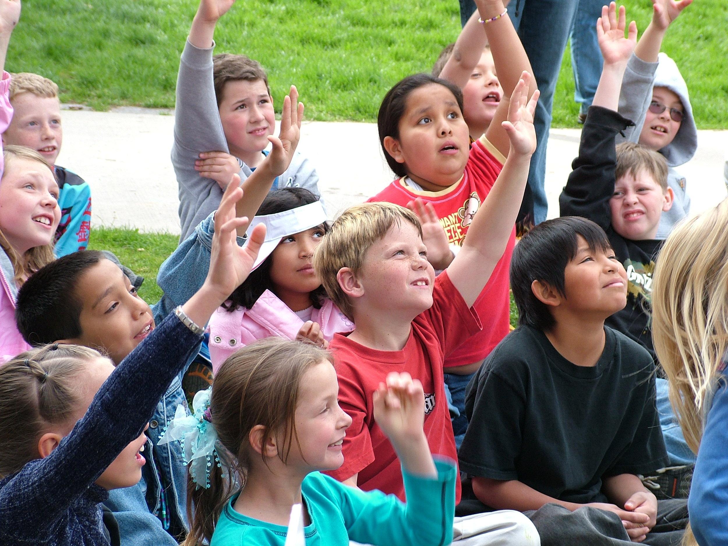 Students at annual Bard's Birthday Bash