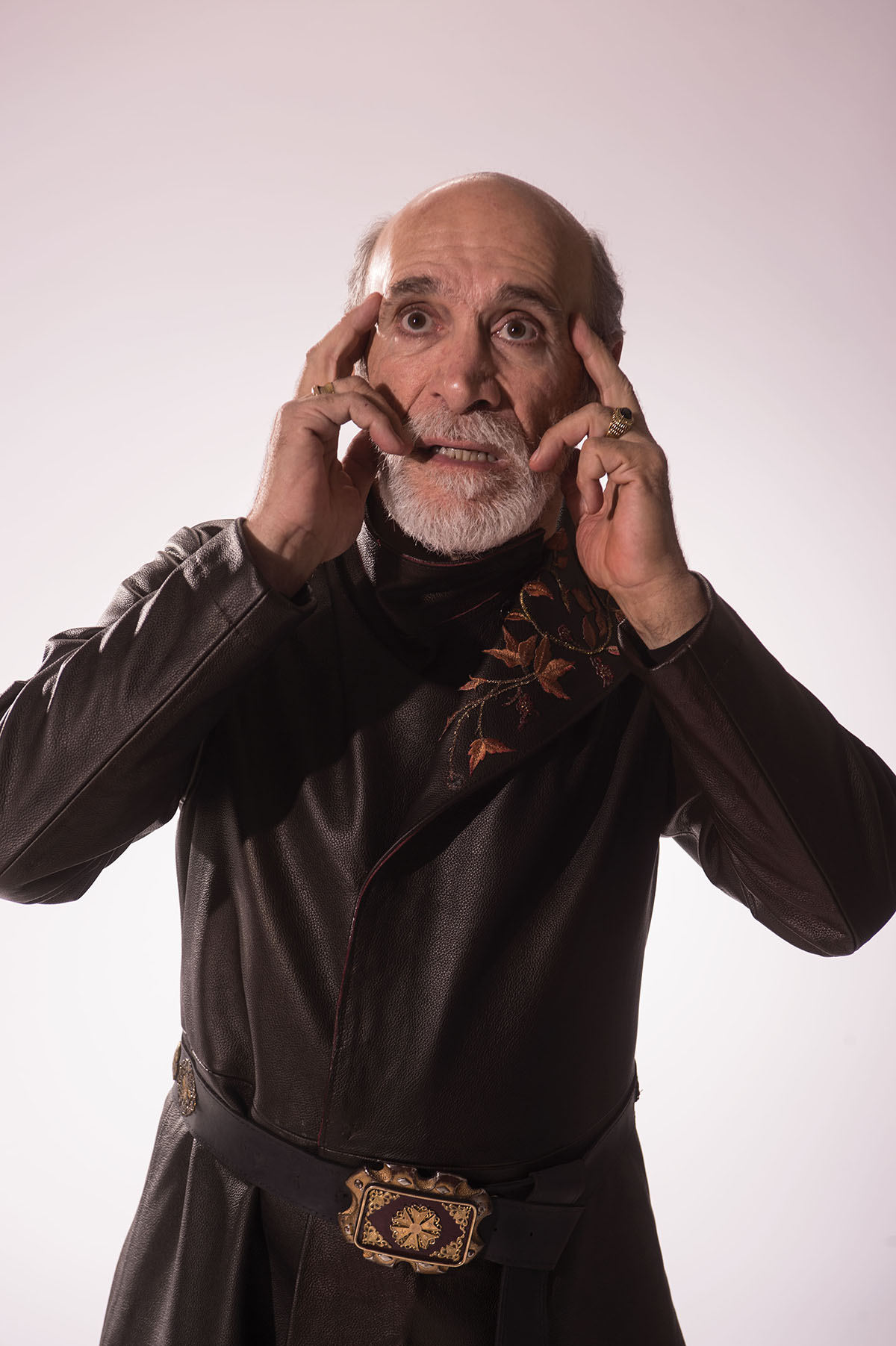 Tony Amendola as King Lear