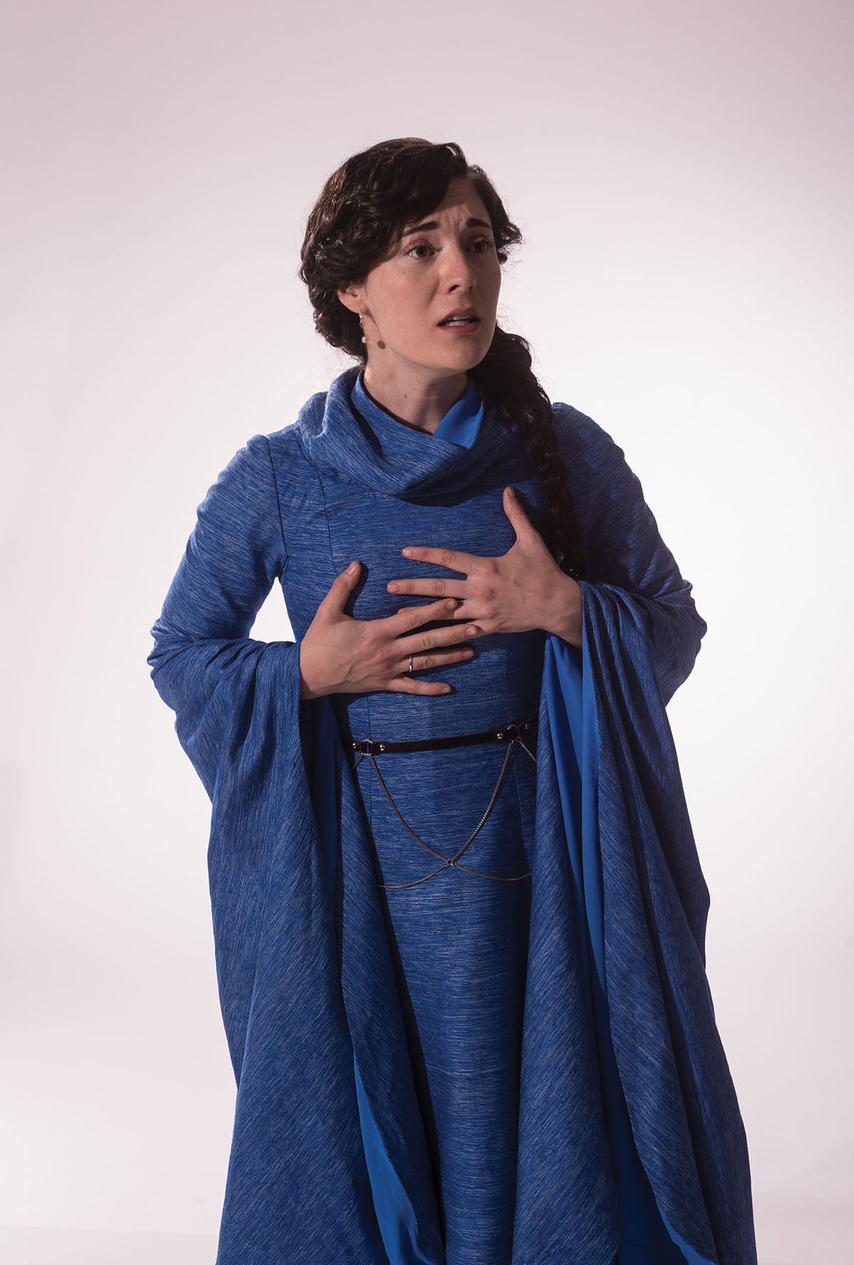 Kelly Rogers as Cordelia