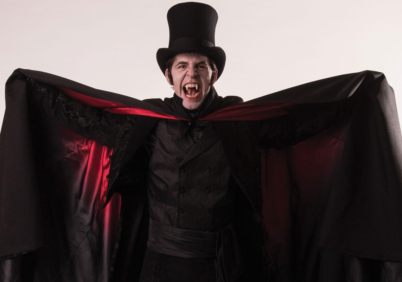 Tyler Pierce as Dracula