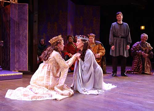 A scene from  The Winter's Tale,  2004.