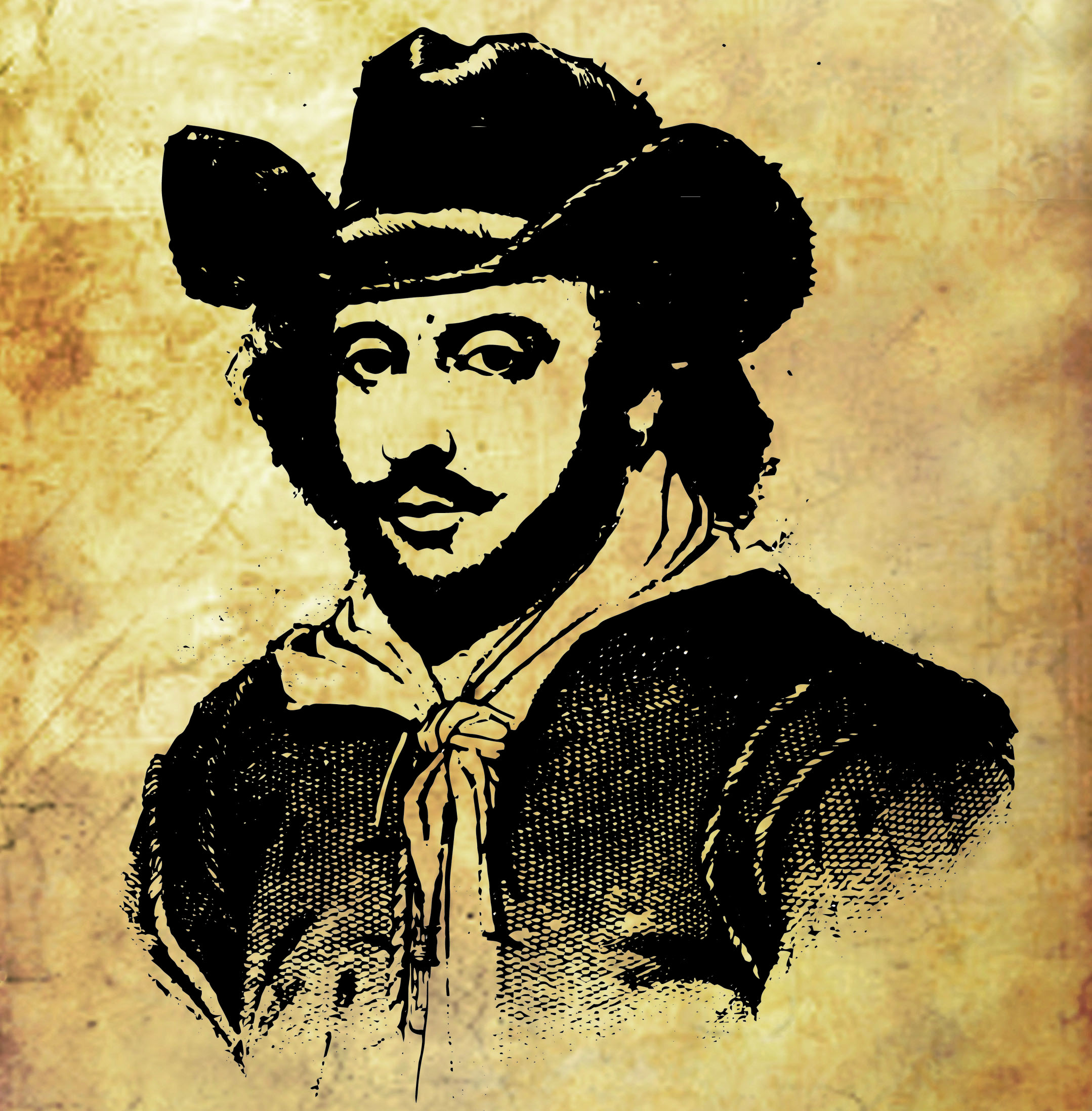 Shakespeare_drawing_vector