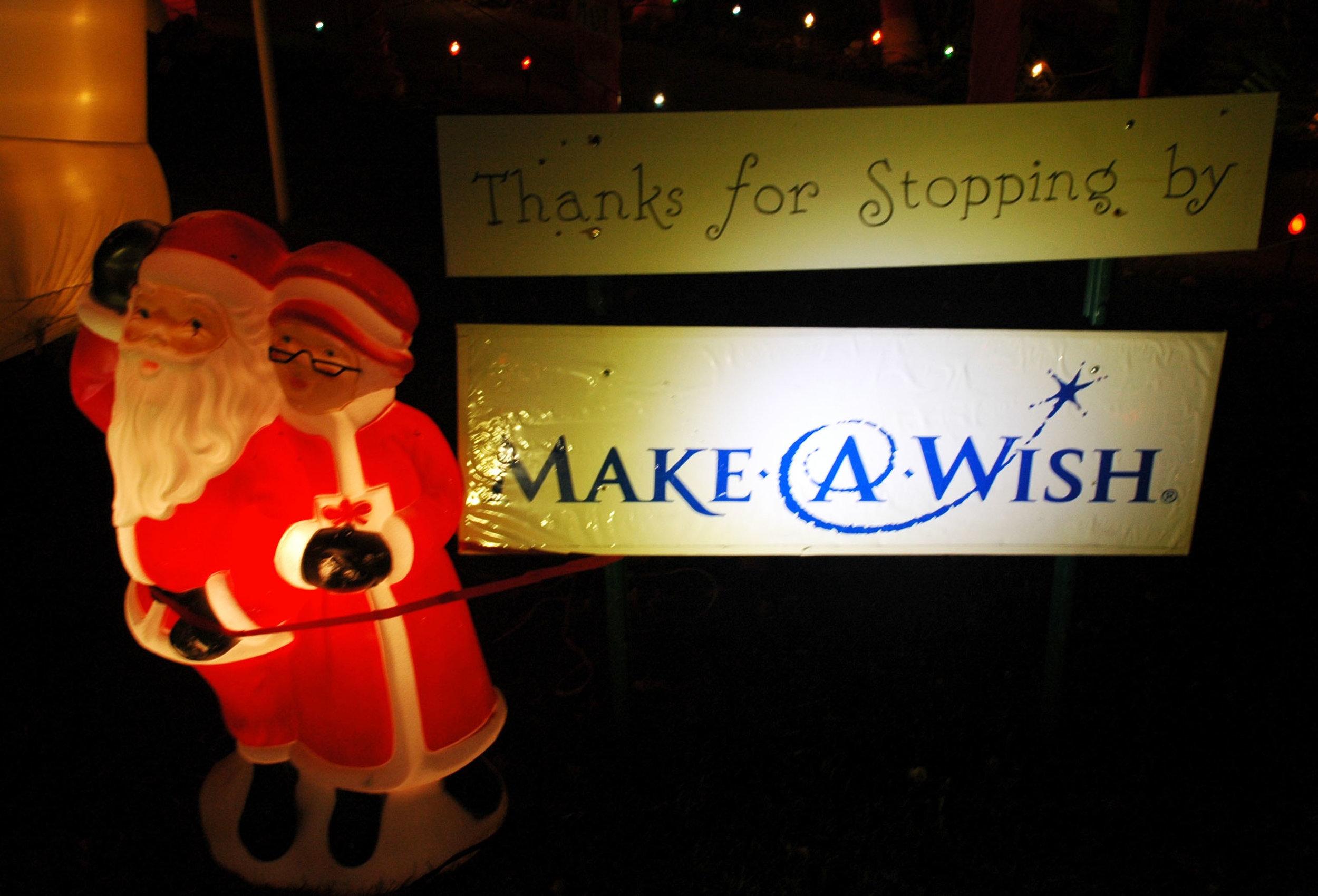 Donate to Make-a-Wish